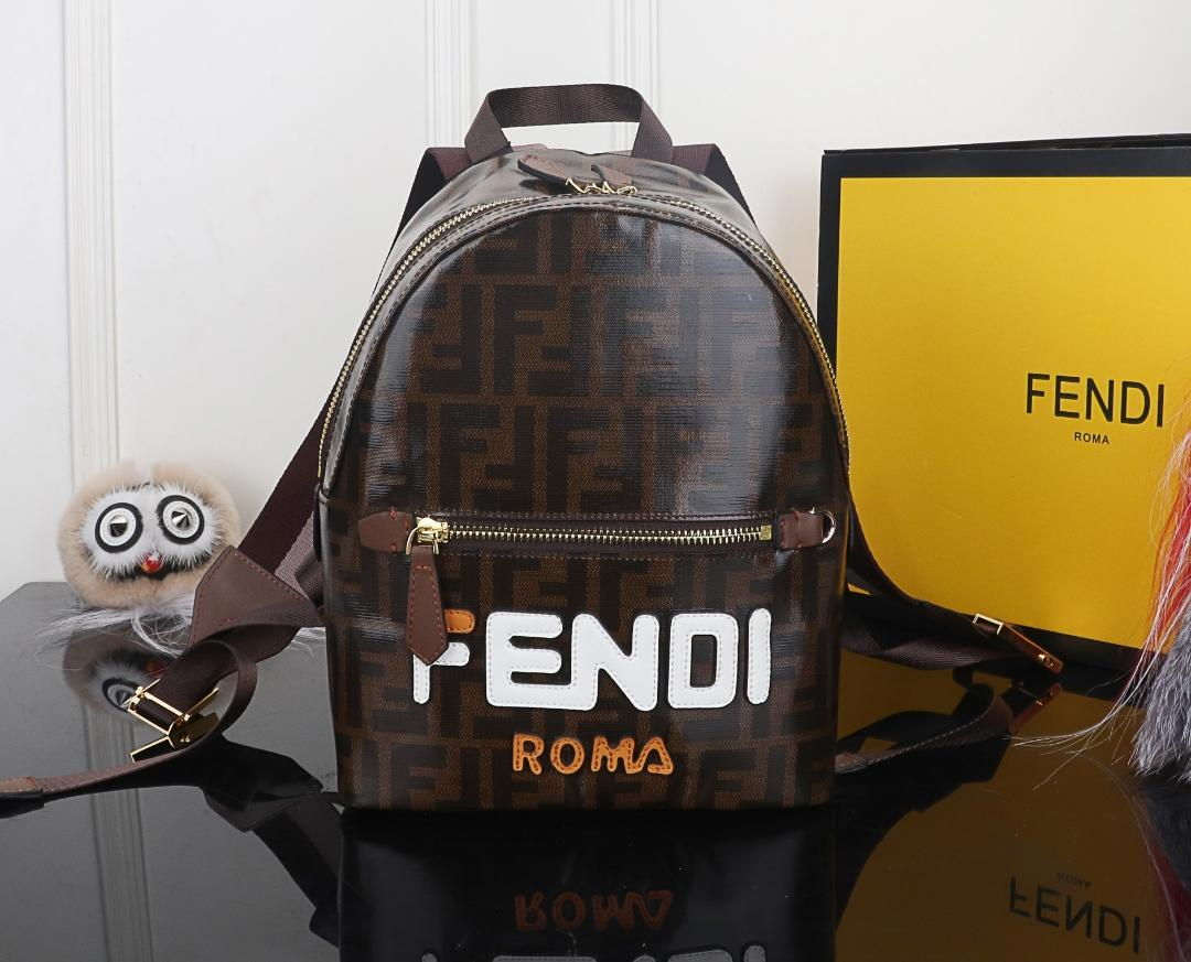 fendi フェンディ レディース リュック 2色 ブランドスーパーコピー 通販口コミ  5510