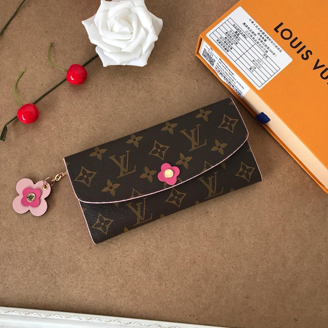Louis Vuitton ルイヴィトン レディース 3色  財布 代引きランキング 送料無料  M64202