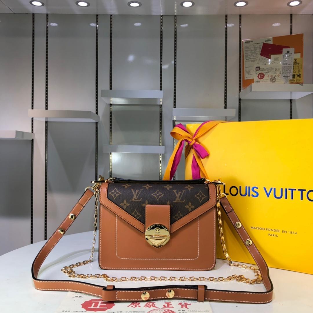 Louis Vuitton ルイヴィトン レディース ショルダーバッグ おすすめ 口コミ 2色 激安販売 40780
