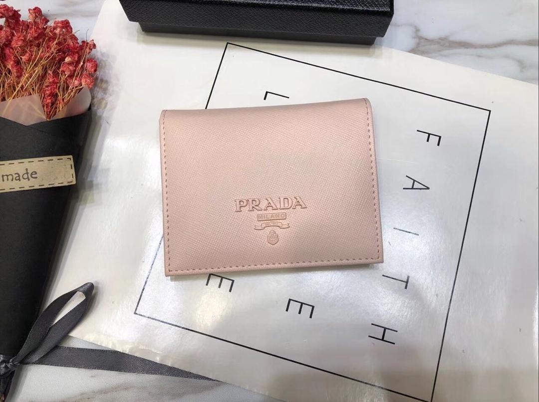 Prada プラダ 財布 レディース 5色 ブランドスーパーコピー 国内発送代引き 通販信用できる L0205