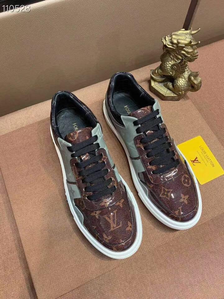 752975676597 Louis Vuitton ルイヴィトン メンズ 靴 2色 専門店安全なところ 代金引換国内