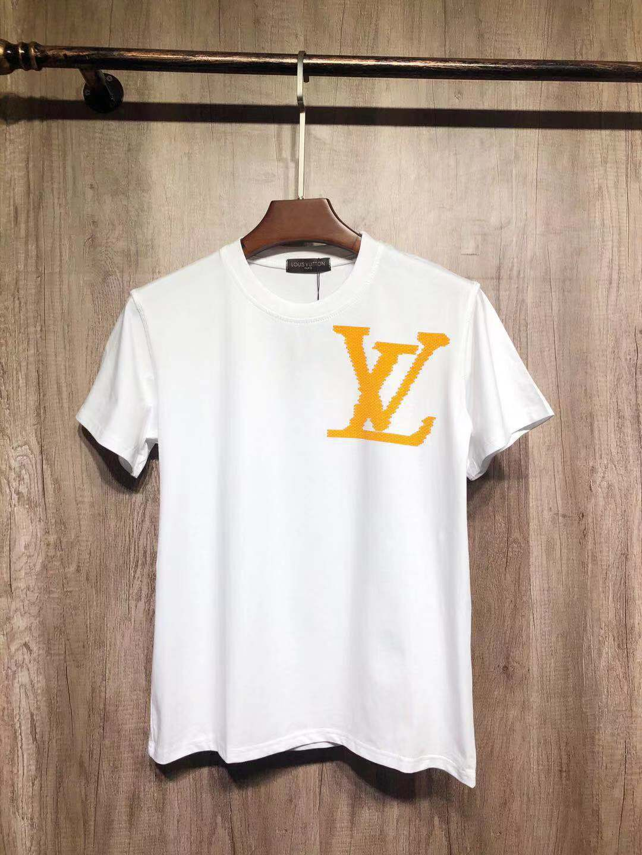 Louis Vuitton ルイヴィトン Tシャツ カップル 通販大丈夫 専門店安全