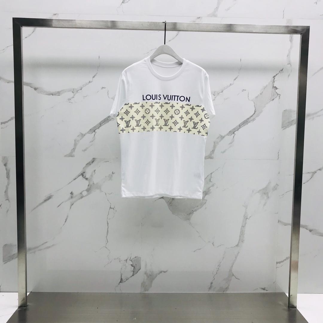 Louis Vuitton ルイヴィトン Tシャツ ブランドスーパーコピー 商品口コミ 代引き日本国内発送