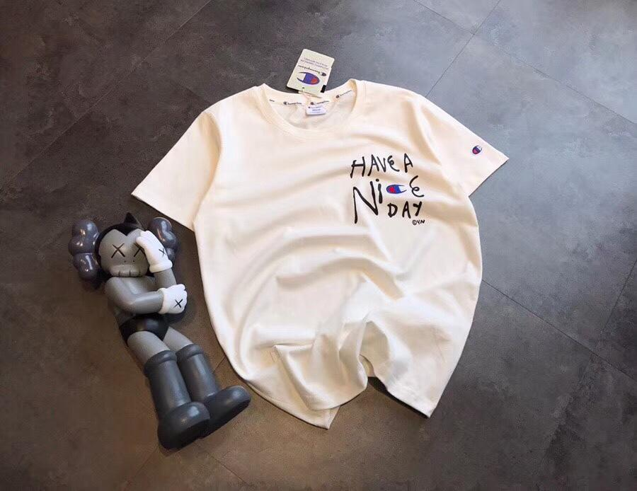 Champion Tシャツ 2色 カップル スーパーコピー 激安販売