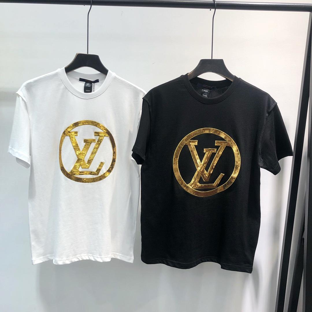ルイヴィトン カップル Tシャツ ブランドスーパーコピー 通販大丈夫 激安販売