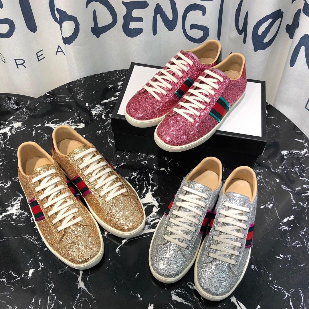 Gucci グッチ 靴 3色 レディース 専門店口コミ 日本国内発送 スーパーコピー