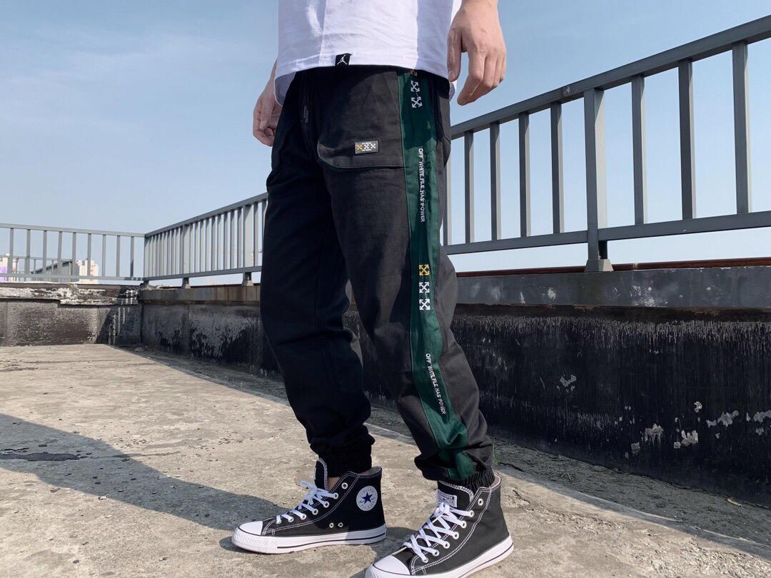 Off-White メンズ ズボン ブランドスーパーコピー 安全通販届く 激安販売
