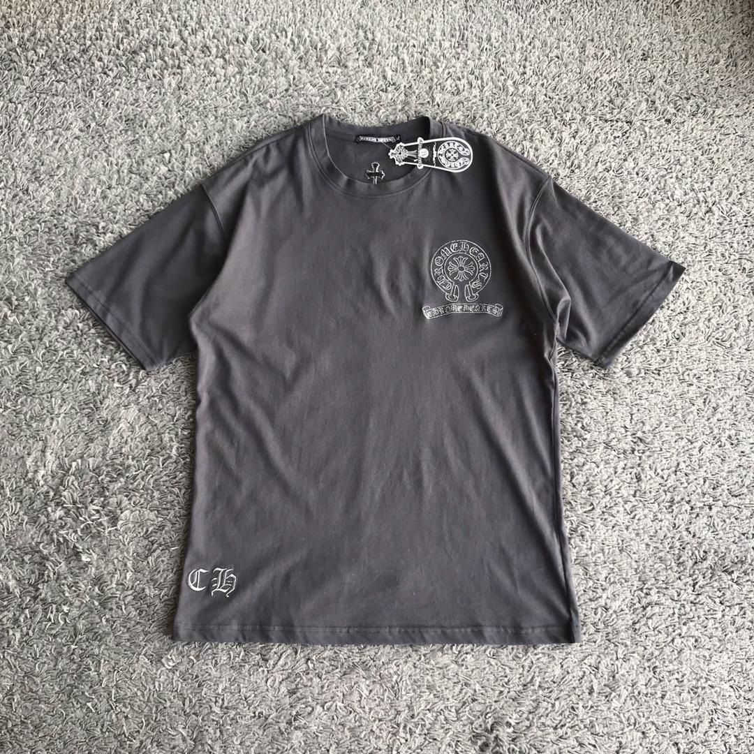 Chrome Hearts カップル Tシャツ ブランドスーパーコピー 通販大丈夫 送料無料