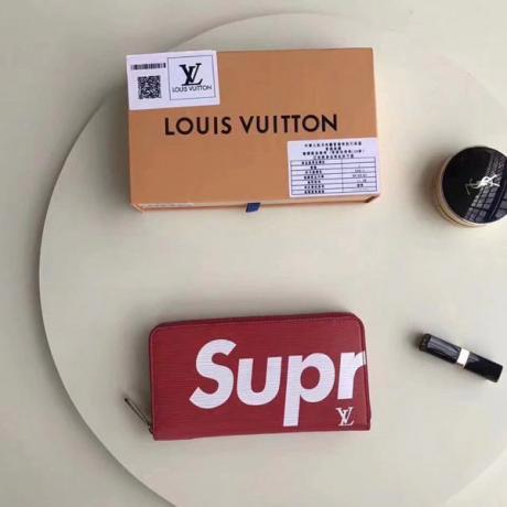 店長は推薦しますLouis Vuitton ルイヴィトン M66858 Supreme 財布最高品質コピー代引き対応