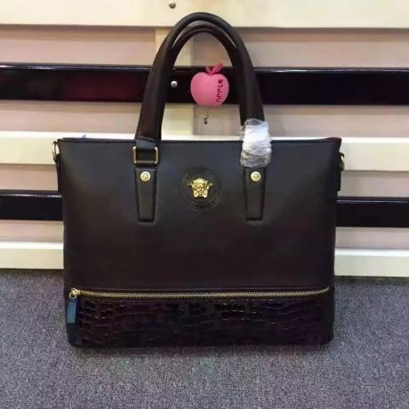 ブランド国内 Versace ヴェルサーチ    メンズトートバッグバッグ激安代引き口コミ