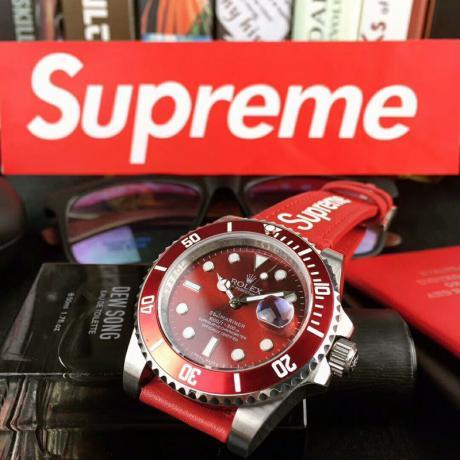 competitive price 4f2fa 5e98e ブランド国内 Rolex ロレックス Supreme スーパーコピー発送安全 ...