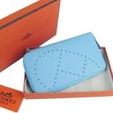 エルメス 超人気新作 レディース財布 CK016A-Light-blue
