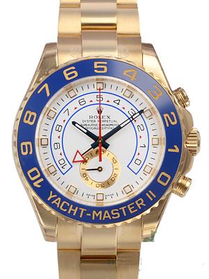 ロレック スオイスターパーペチュアル ヨットマスターII116688