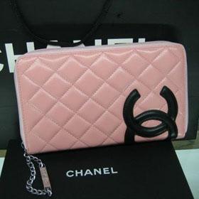 ブランド通販chanel-シャネル-26710-Pink  財布 激安屋-ブランドコピー