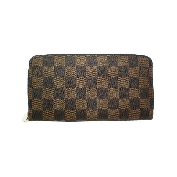 ルイヴィトン ダミエ 財布 N60015 ジッピーウォレット