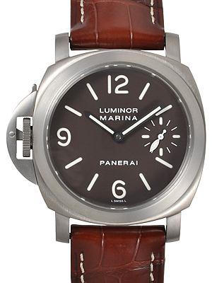 パネライ PAM00056ルミノールマリーナレフトハンド世界限定300本