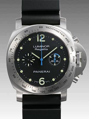 パネライ ルミノールクロノレガッタ2008 PAM00308