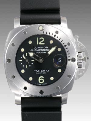 パネライ ルミノールサブマーシブル PAM00243