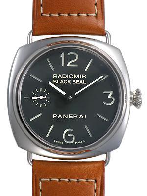 パネライ ラジオミール ブラックシール PAM00183