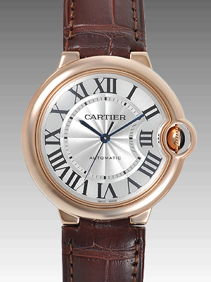 カルティエ バロンブルー MM W6900456