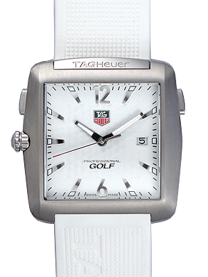 タグホイヤー プロフェッショナル ゴルフウォッチ WAE1112.FT6008