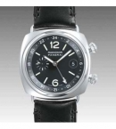 パネライコピー 時計 ラジオミール GMT PAM00184