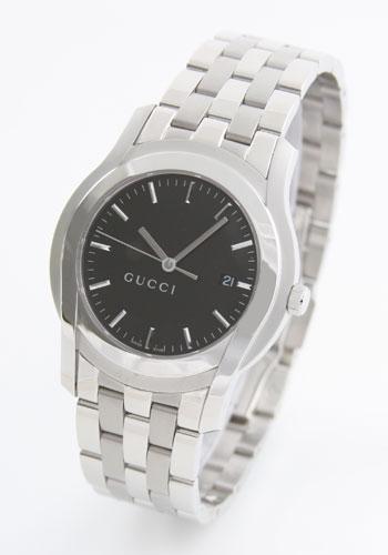 グッチ GQ5505 ブラック ラージ YA055211