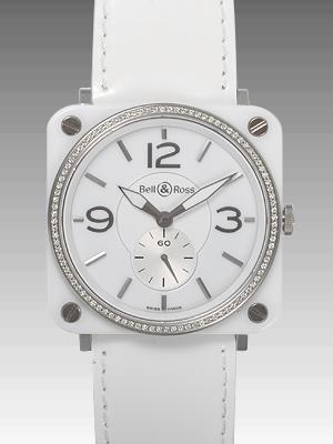 ベル&ロス ステンレス・セラミック ダイヤモンド  BRS-98-WCS