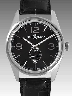 ベル&ロス OFFICER BLACK Vintage Black BR123-95