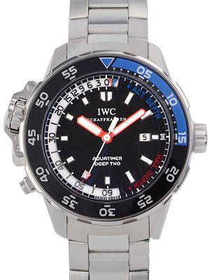 IWC アクアタイマー ディープツー IW354701