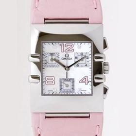 おしゃれなブランド時計がオメガ OMEGA コンステレーション 1841.70.34 クアドラ ホワイトシェルを提供します. 安全通販信用できる