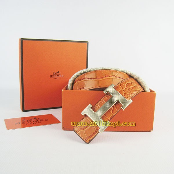 エルメス Hベルト ゴールド/ゴールド金具 HERMES060