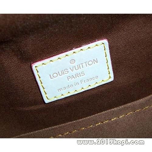 ルイヴィトン メッセンジャーGM ボスフォール M40105 モノグラム ショルダーバッグ