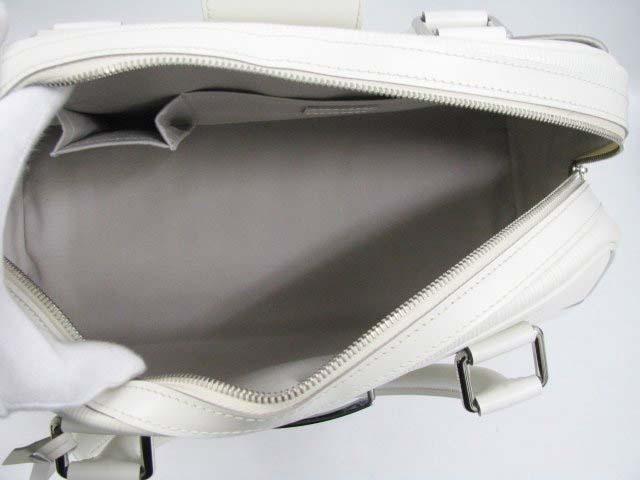 バッグ 偽物 ルイ・ヴィトン ボーリング・モンテーニュGM ハンドバッグ イヴォワール(白) M5931J
