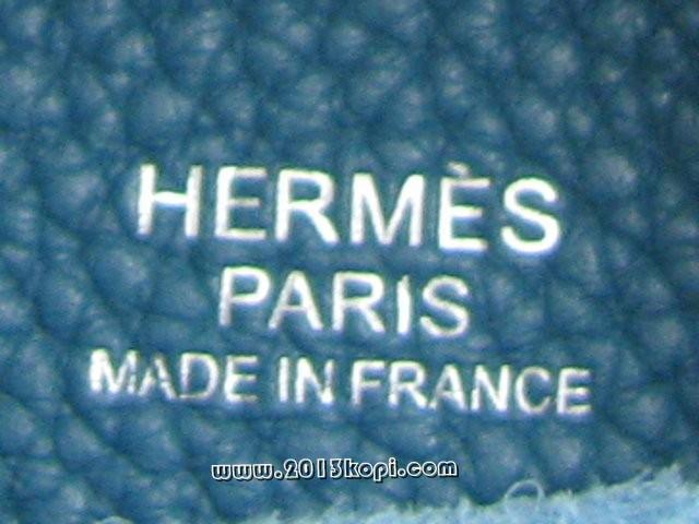 エルメス ピコタンロックPM ハンドバッグトリヨンクレマンス ブルージーン 2104100821652