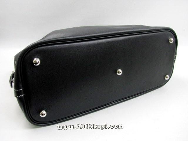 エルメスボリードリラックス35 ハンドバッグヴォーキッシム ブラック 2104100680297
