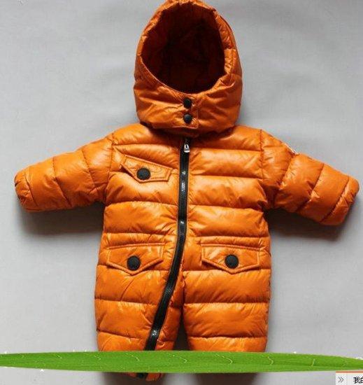 モンクレール キッズ シャムズボン moncler-k061 オレンジ