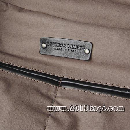 ボッテガ・ヴェネタ244903 v0341 4071レザーコンビ ワンショルダーバッグ ダークネイビー メンズ&レディース