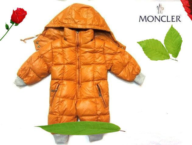 モンクレール キッズ シャムズボン moncler-k086 オレンジ
