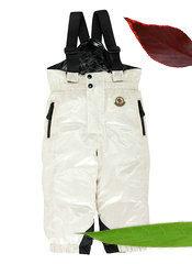 モンクレール キッズ シャムズボン moncler-k092 ホワイト