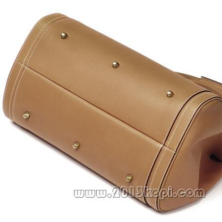 クロエ レザーハンドバッグ 3s0261 275 153 キャラメルブラウン