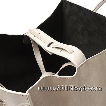 セリーヌ レザーハンドバッグ16995 3jca 18tpラゲージ トープ レディース