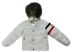 モンクレール キッズ ダウンジャケット moncler-k028 ホワイト