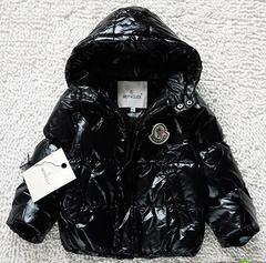 モンクレール キッズ ダウンジャケット moncler-k043 ブラック