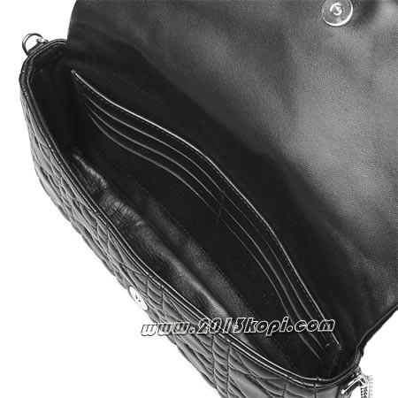 クリスチャンディオール 62478ショルダーバッグ(2WAY仕様) ブラック【2016年春夏新作】 レディース