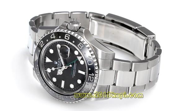 ロレックス オイスターパーペチュアル GMTマスターII 116710LN