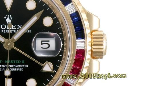 ロレック スオイスターパーペチュアル GMTマスターII116748SARU