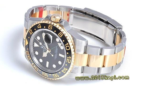 ロレック スオイスターパーペチュアル GMTマスターII116713LN