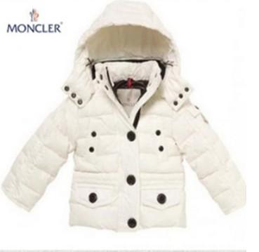 モンクレール キッズ ダウンジャケット moncler-k088 ホワイト