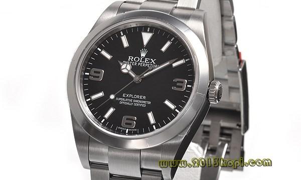 ロレック スオイスターパーペチュアル エクスプローラー214270